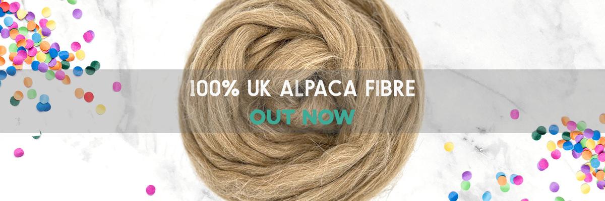 100% UK Alpaca