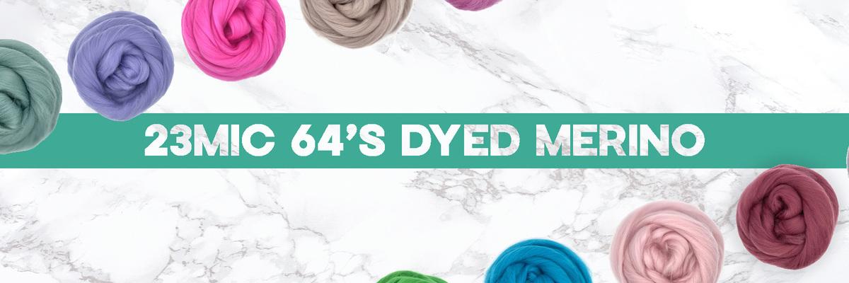 Dyed Merino