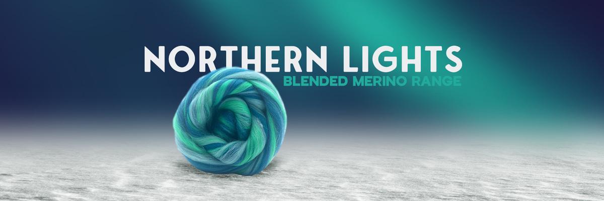 Northern Lights Banner