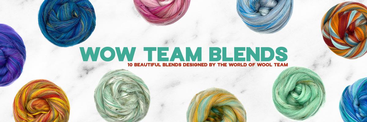 WoW Team Blends Banner