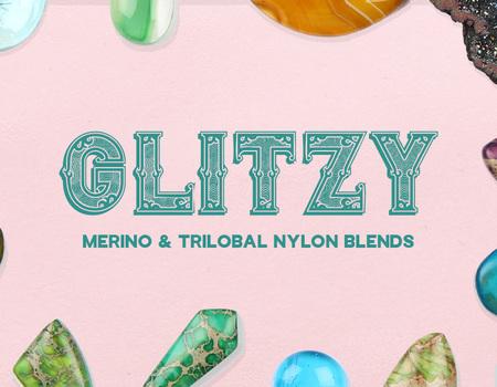 Glitzy