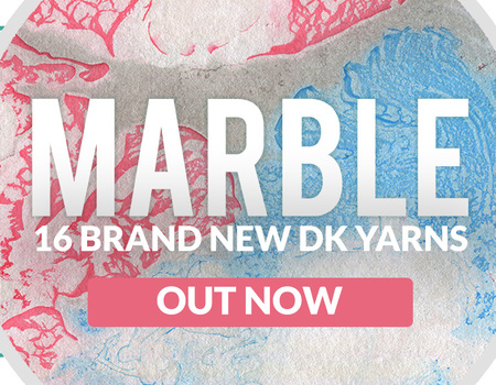 Marble DK Yarn Out Now!